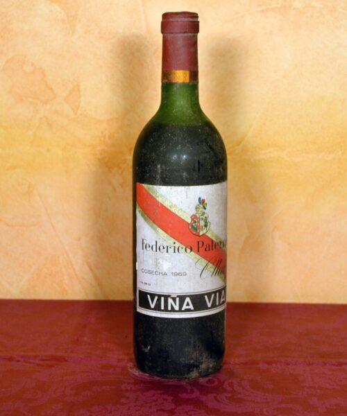VIña Vial Paternina 1969