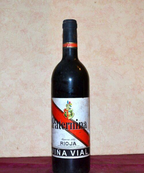 Viña Vial Paternina Reserva 1995