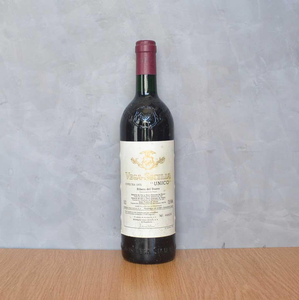 Vega Sicilia Único 1975