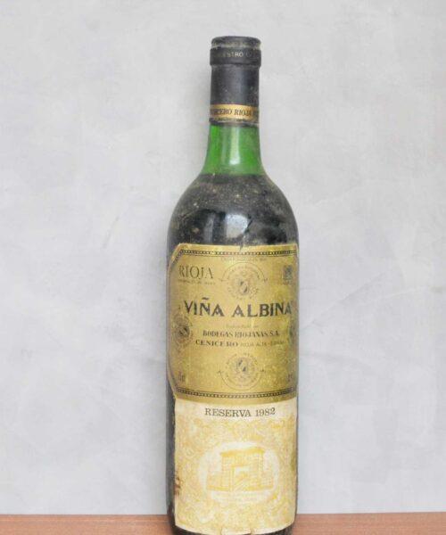 Viña Albina Reserva 1982