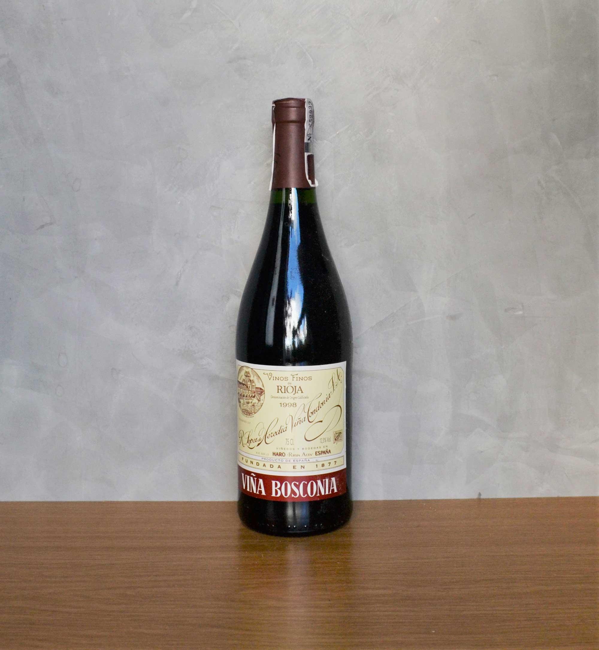 Viña-Bosconia-Bodegas-Lopez-Heredia-Denominación-de-Origen-Rioja