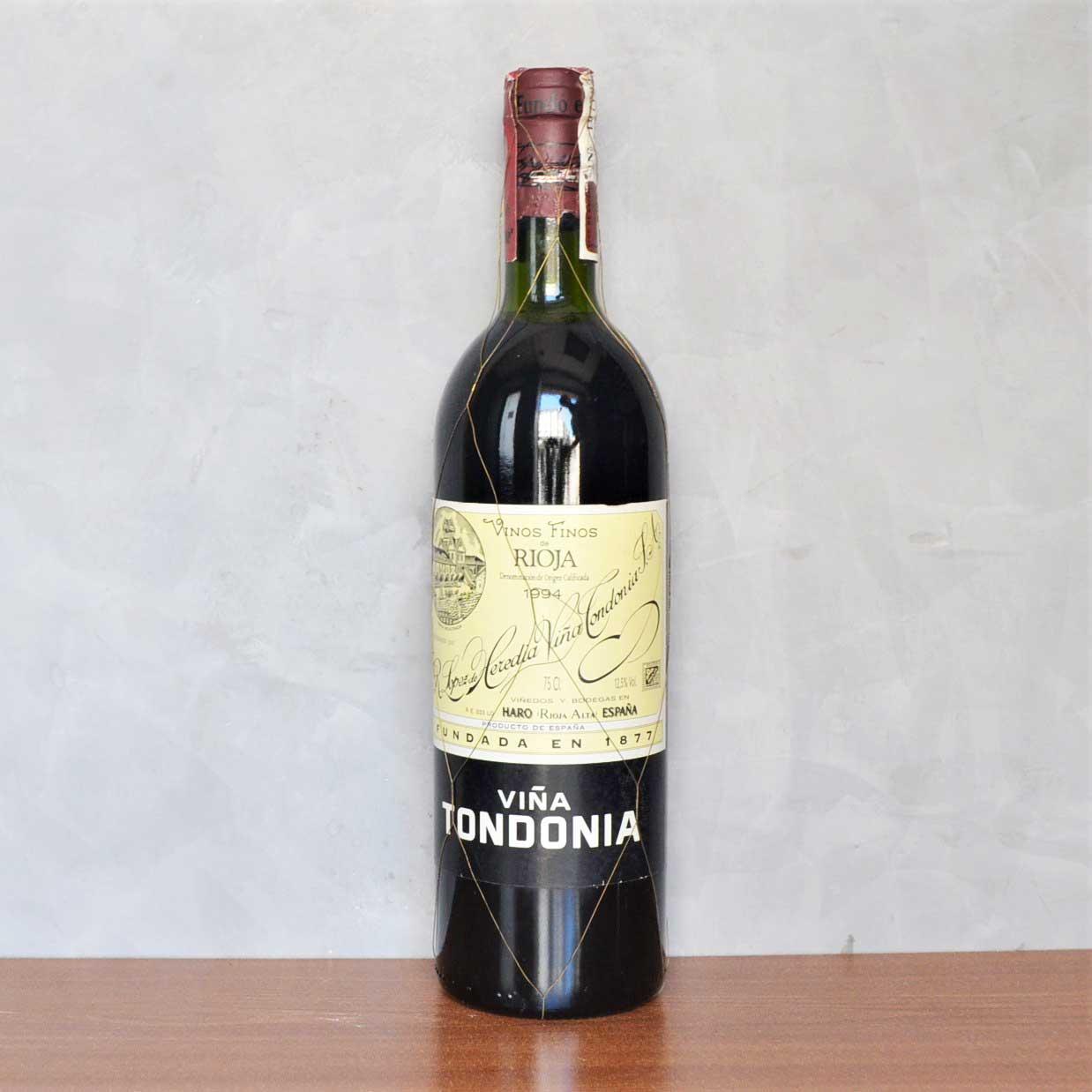 Viña Tondonia Reserva 1994