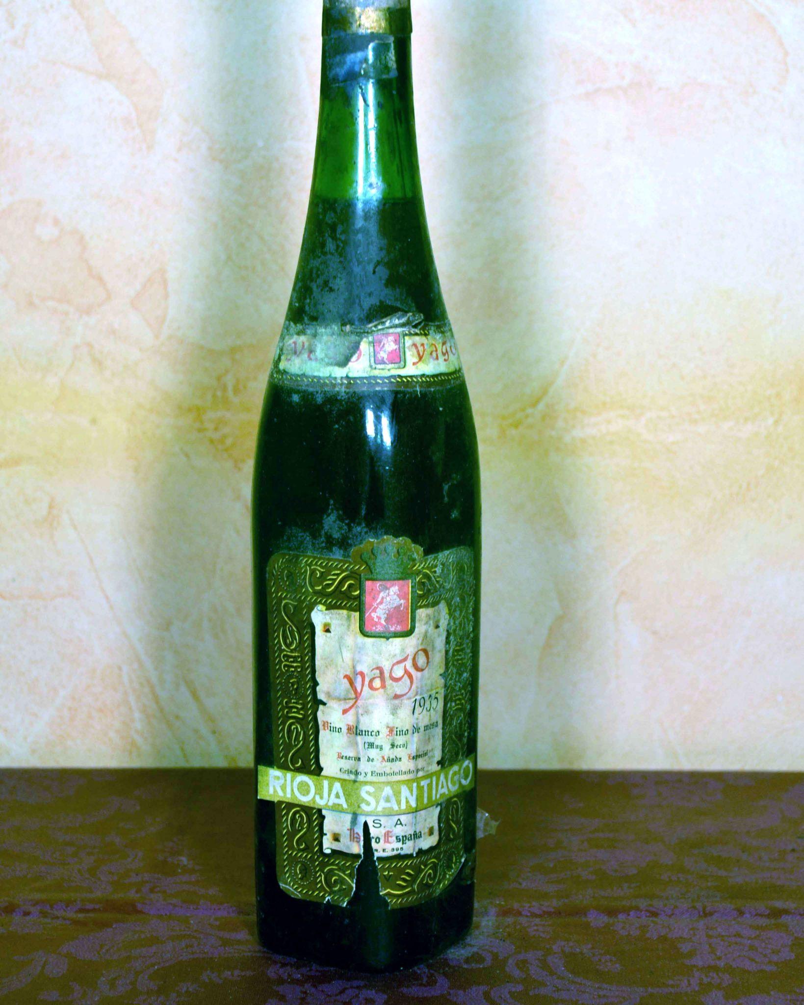 Yago Blanco Rioja Santiago 1935
