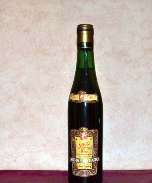 Yago Blanco Rioja Santiago 37,5 Cl 1966