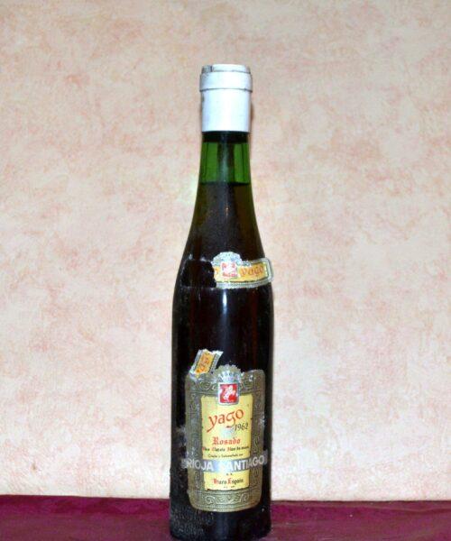 Yago Rioja Santiago Rosado 1962 0,375 ML