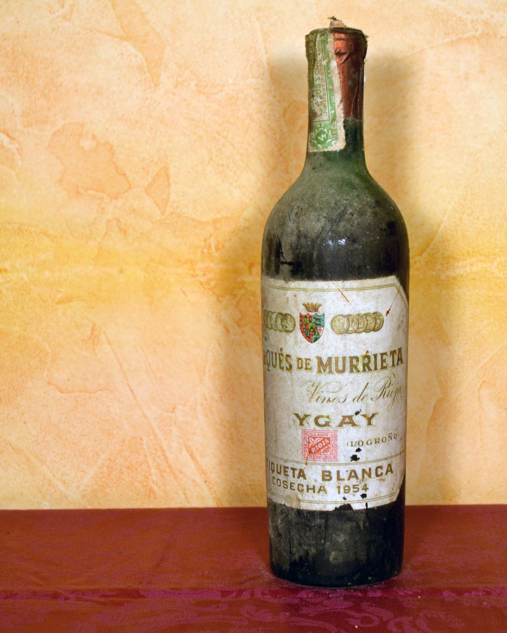 Marques de Murrieta 1954