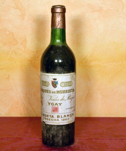 Marquis of Murrieta 1962