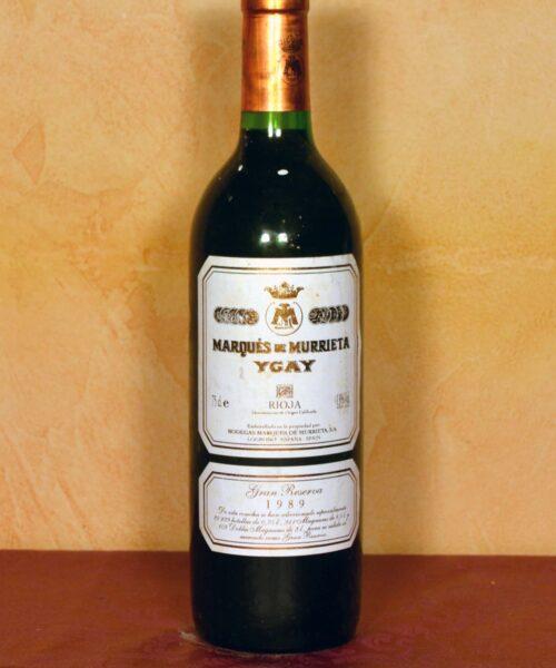 Marques de Murrieta Gran Reserva 1989