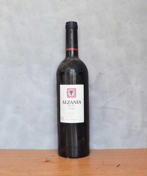 Alzania breeding 2001