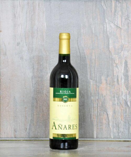 Añares reserva 1995