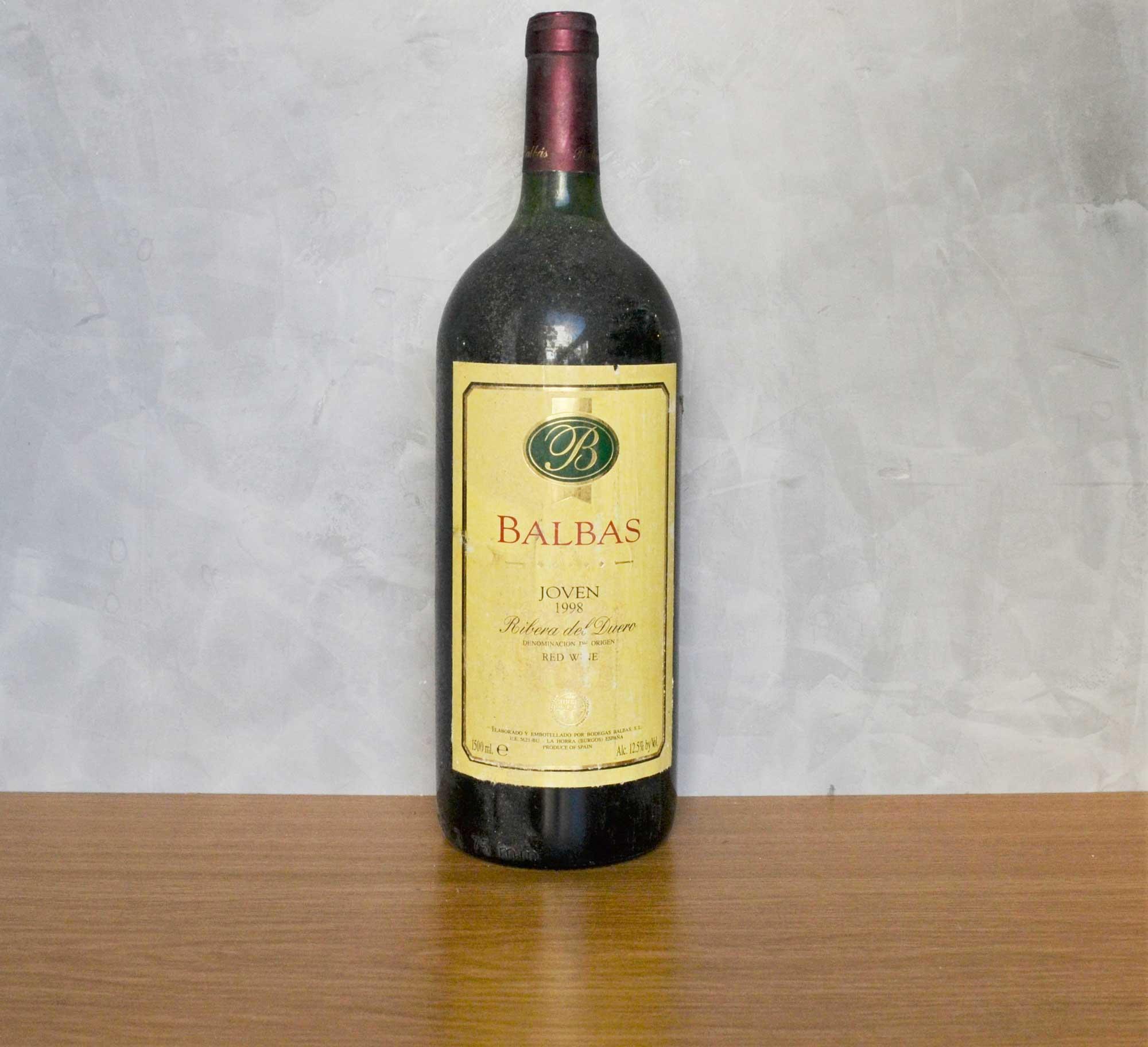 Balbas young magnum 1998