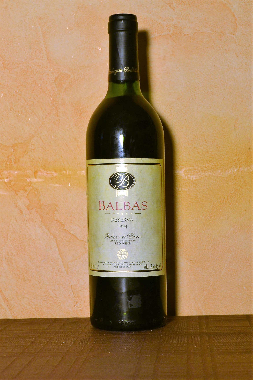 Balbas Reserve 1994
