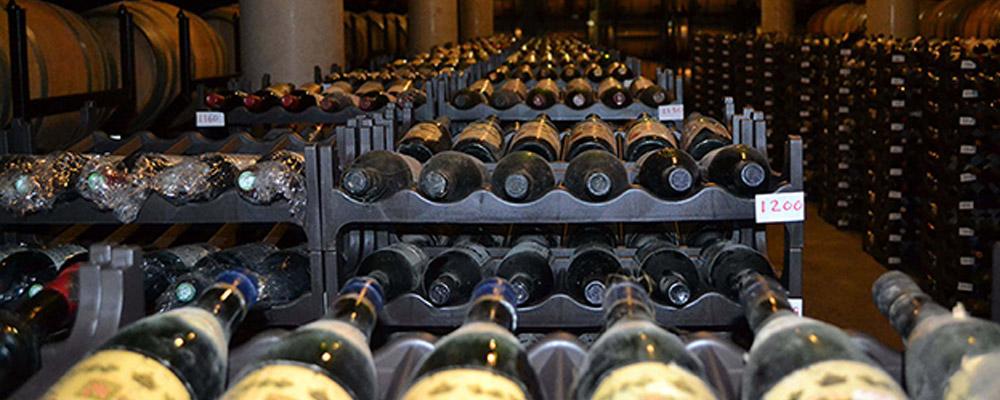 botellero bodega