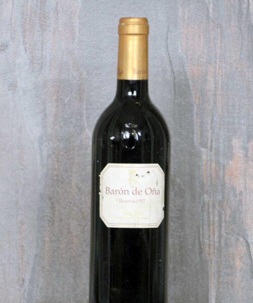 Baron de Oña Reserva 1997