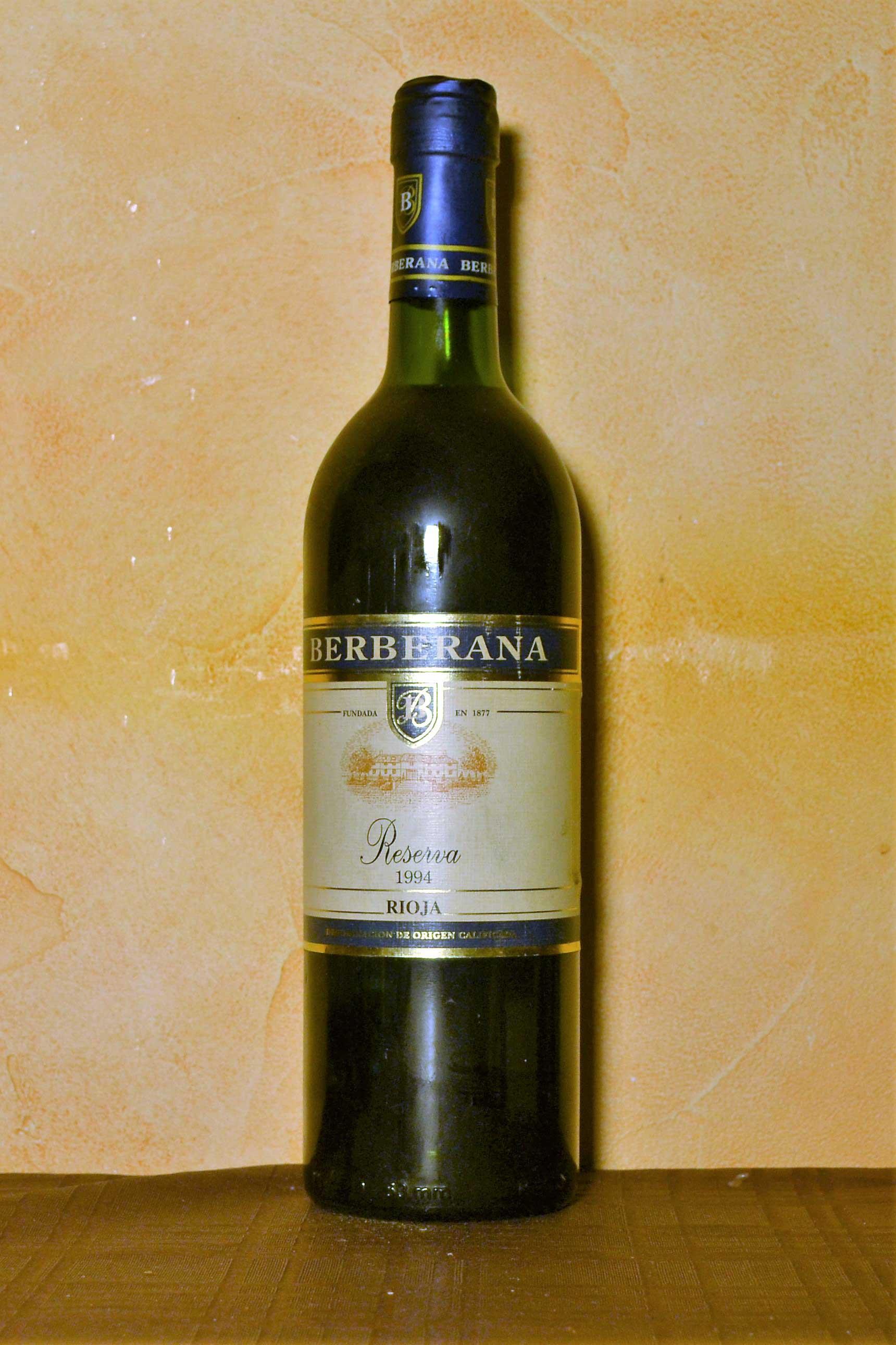 Berberana Reserva 1994