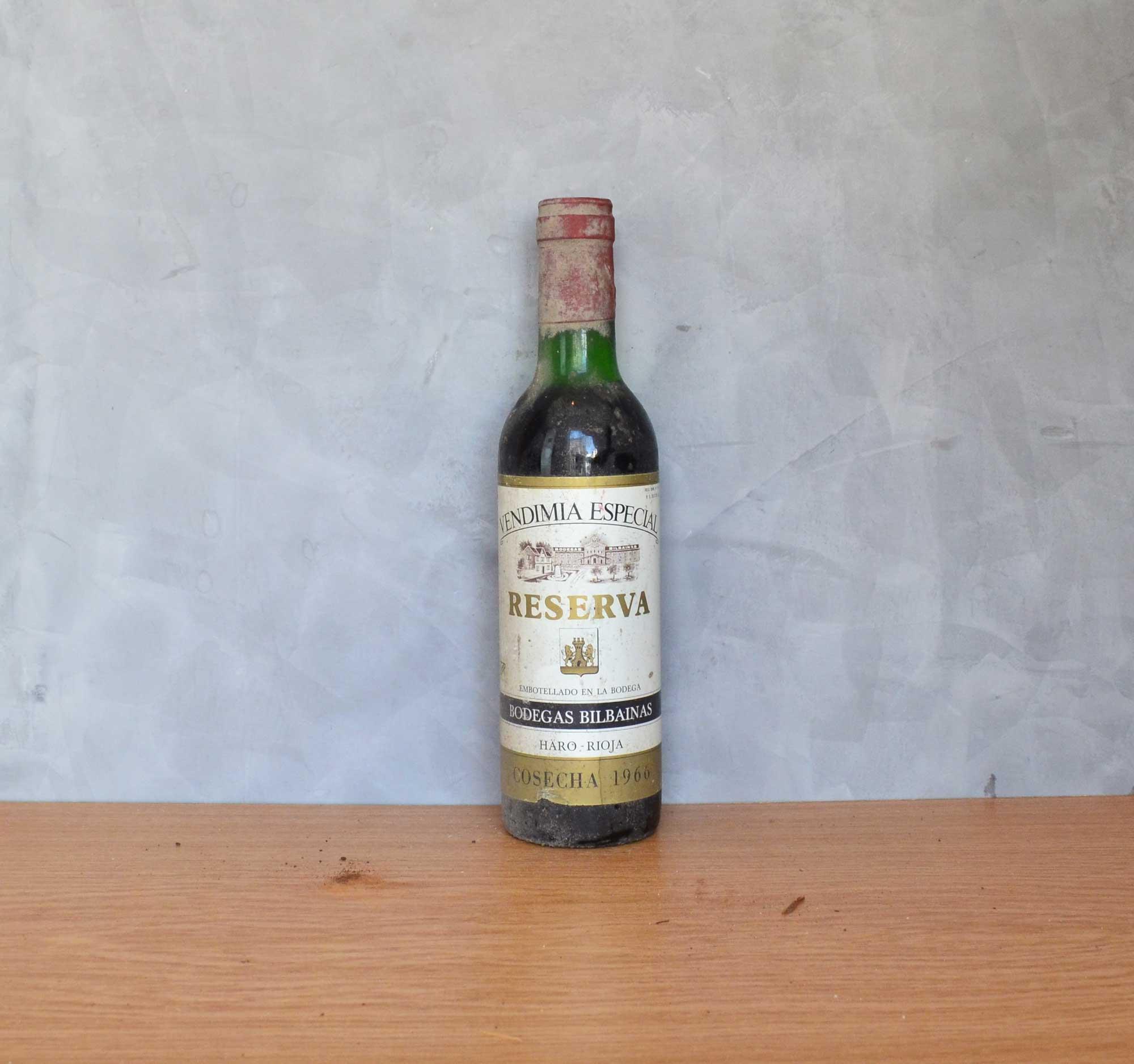 bilbainas reserva 1966 375 ml
