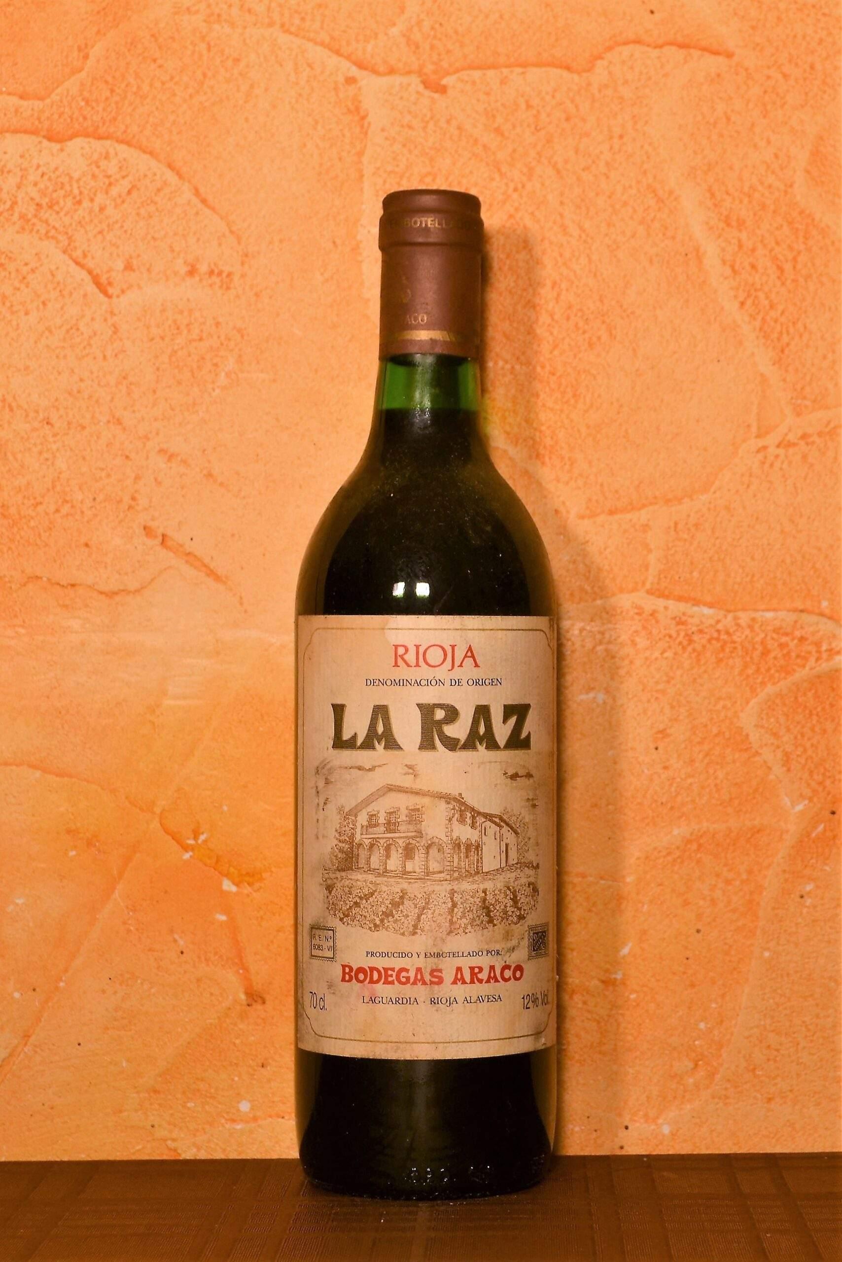La Raz red 1989