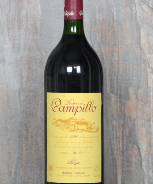 Campillo Reserva 1992 Magnum
