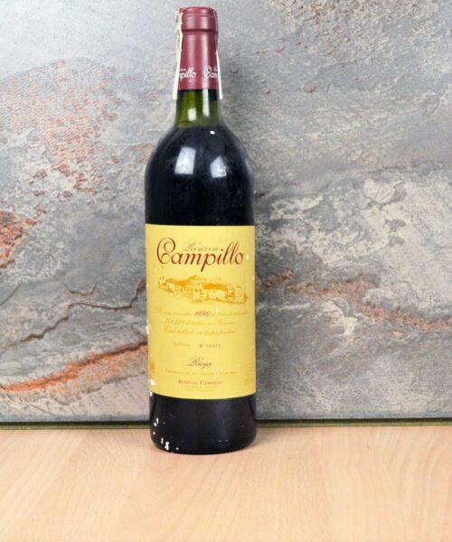 Campillo reserva 1996