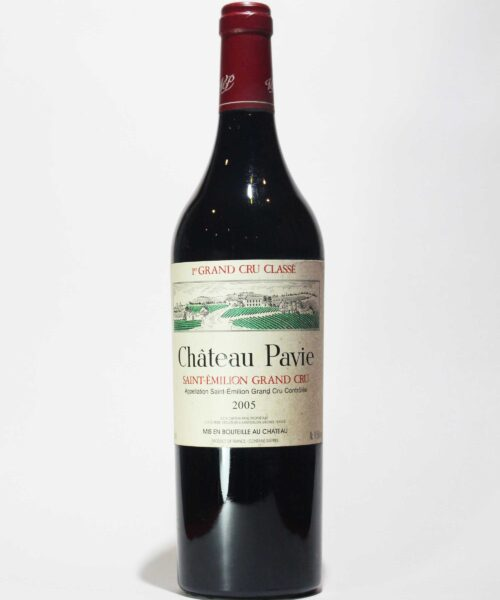 Château Pavie 2005