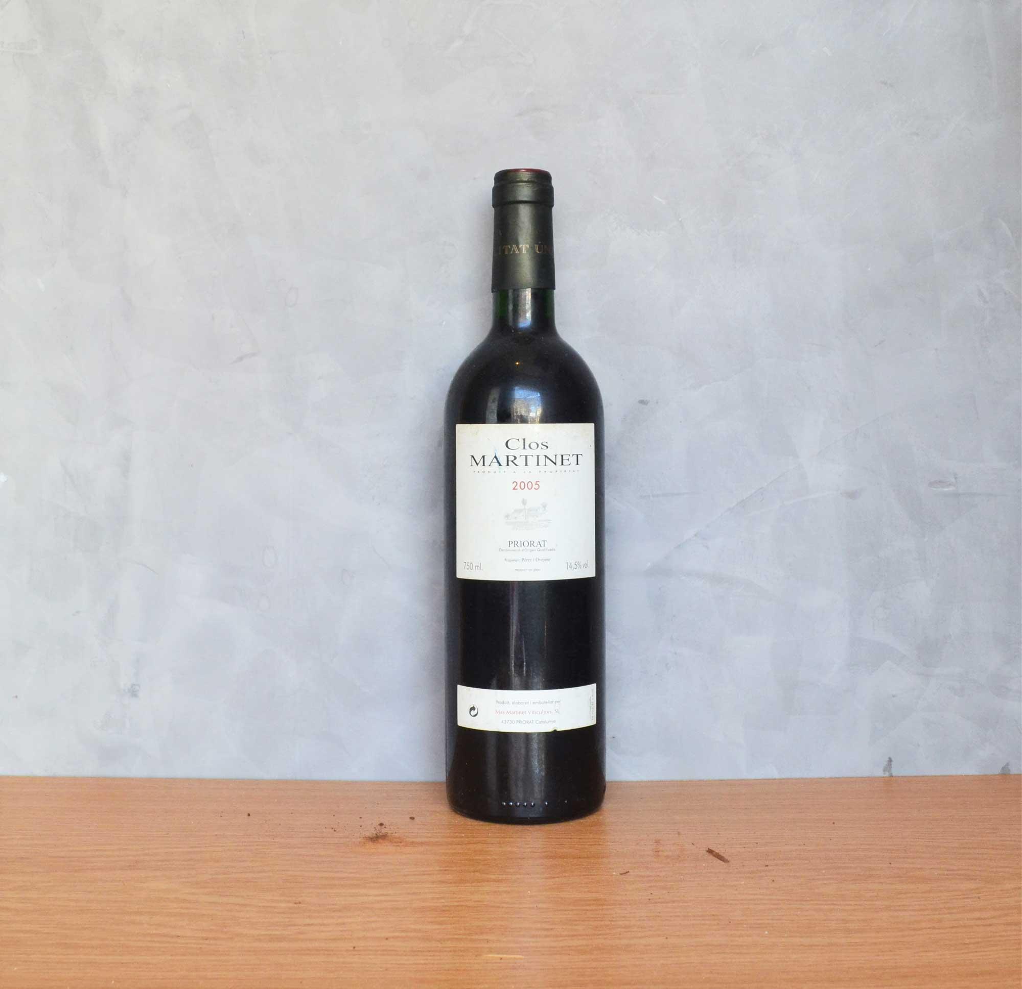 clos martinet 2005