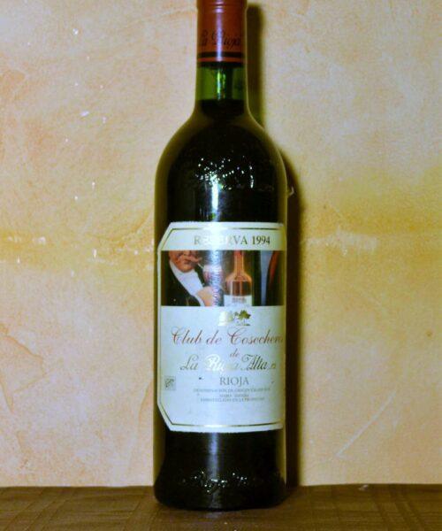 Club Cosecheros Rioja Alta Reserva 1994