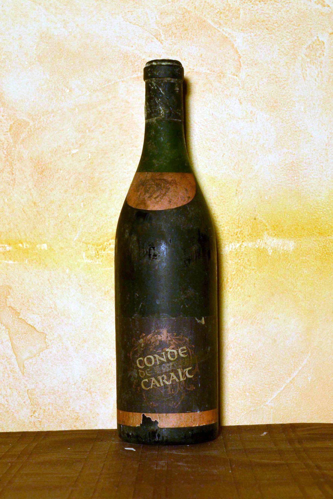 Conde de Caralt Rosé Reserve 1957