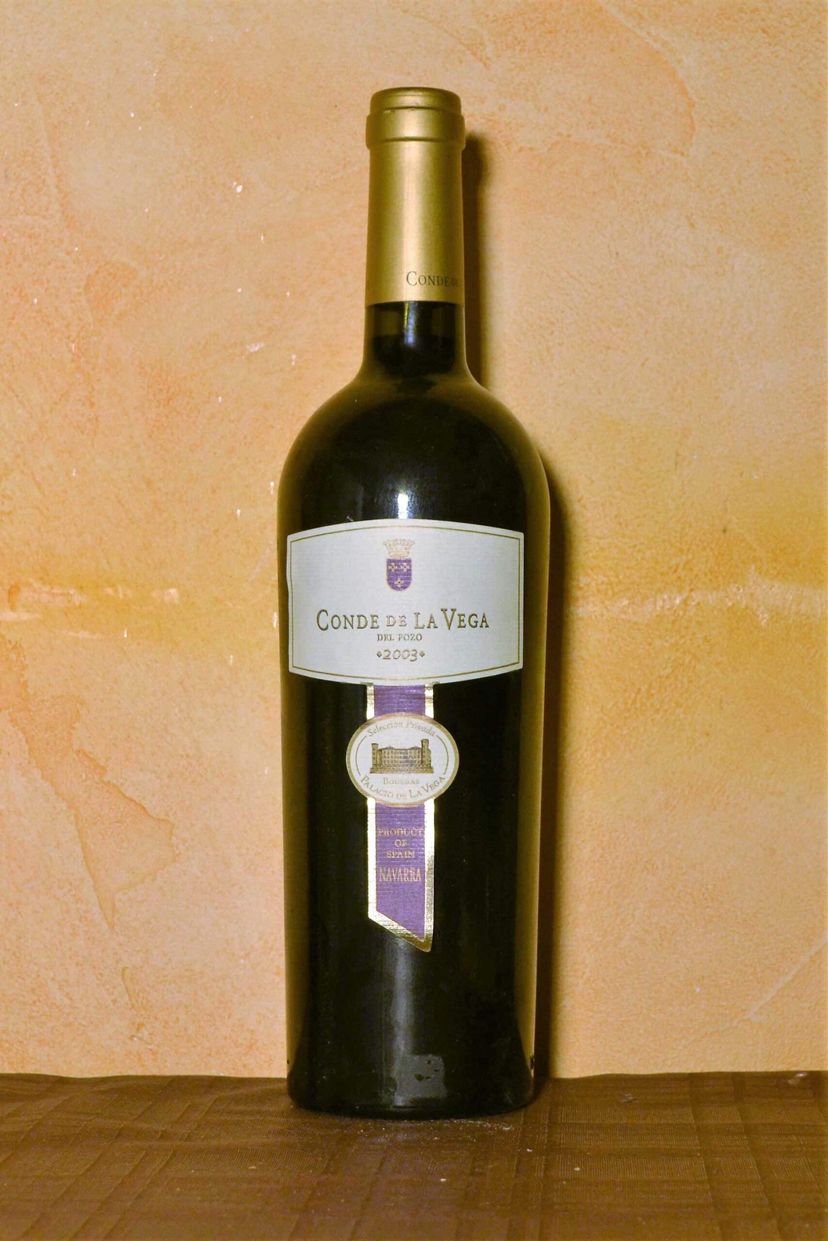 Conde de la Vega 2003