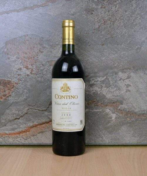 Contino viña del olivo 2000