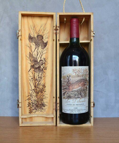 Le Déboulé Côtes du Provence magnum 1988