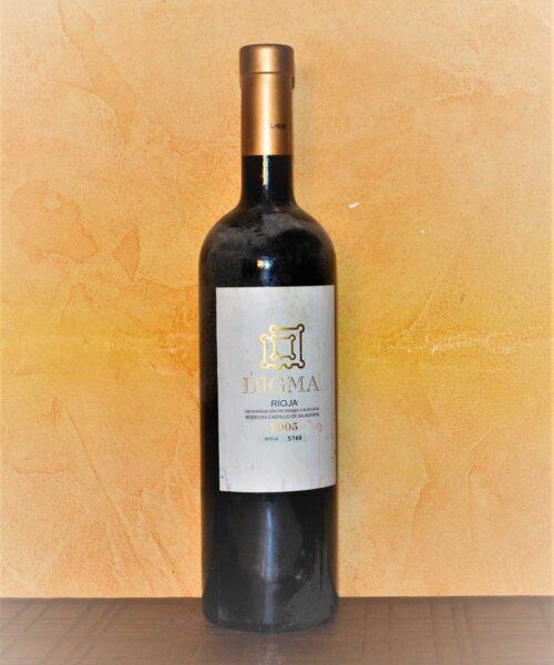 Digma Tinto Reserva 2003