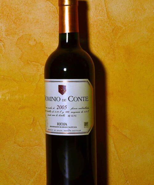 Dominio de Conte 2005