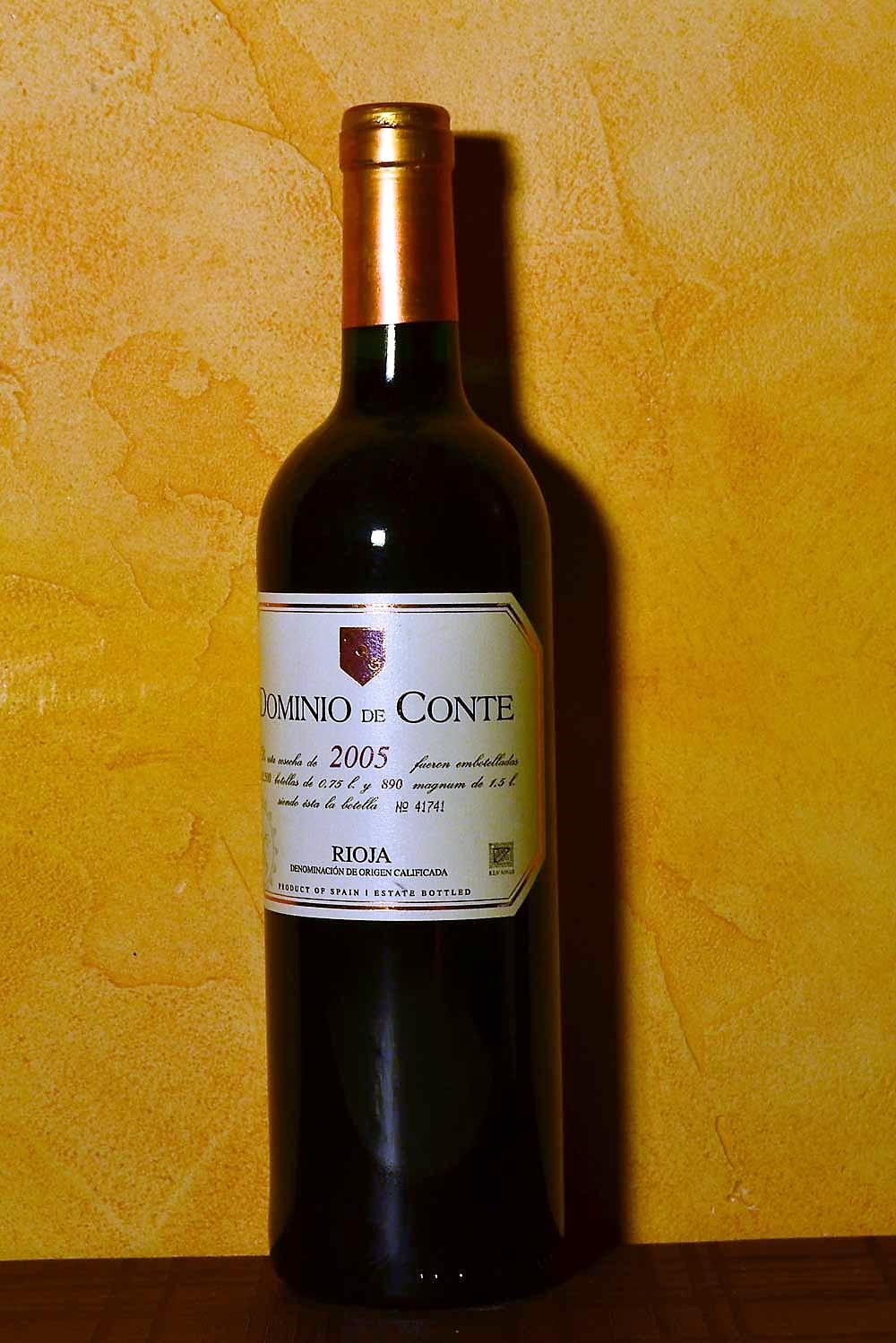 Domain of Conte 2005