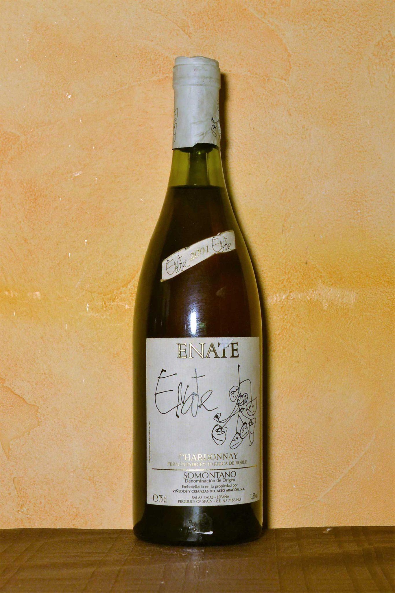 Enate White Chardonnay 2001