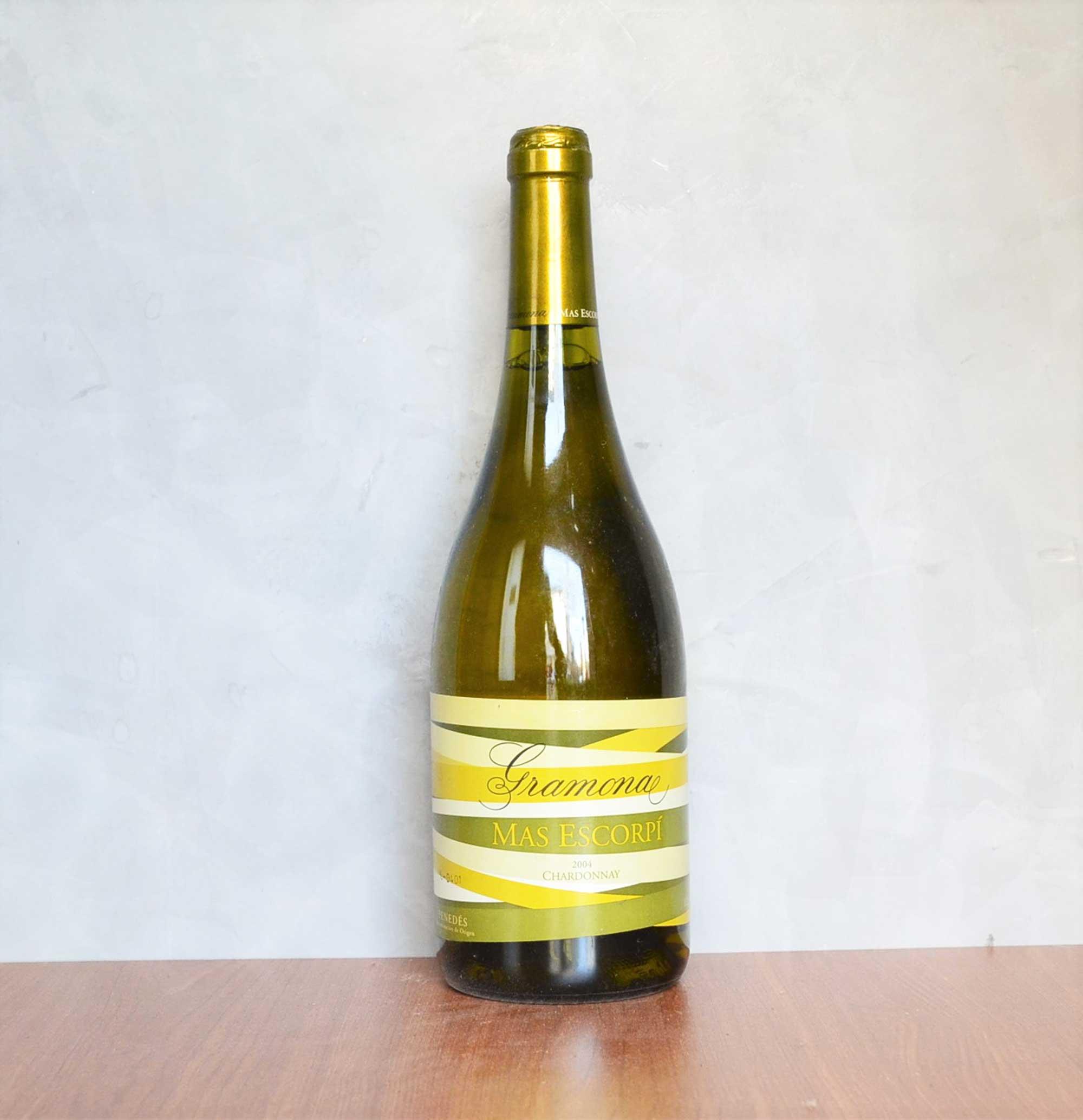 Gramona Mas Escorpí Chardonnay 2004