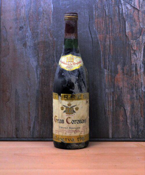 Gran Coronas reserve 1987