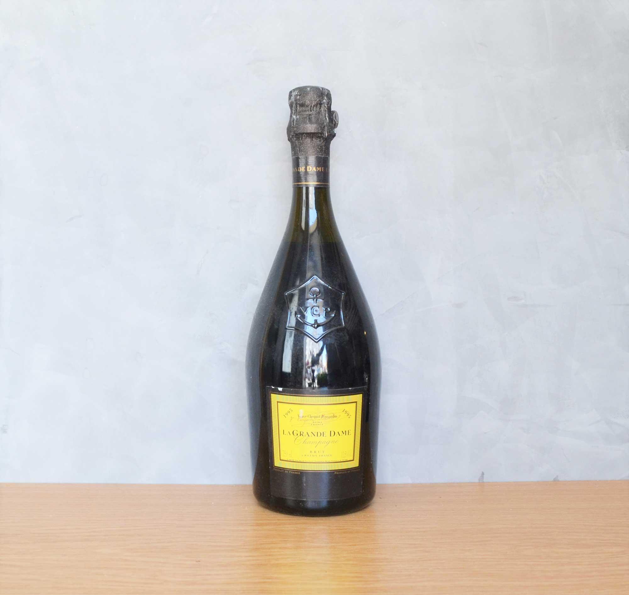 Veuve Clicquot La Grande Dame 1995