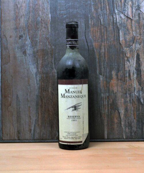 Manuel Manzaneque reserve 1993