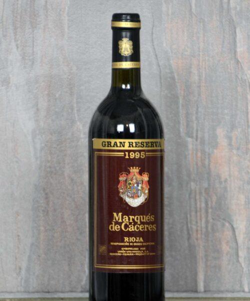 Marques de Caceres gran reserva 1995