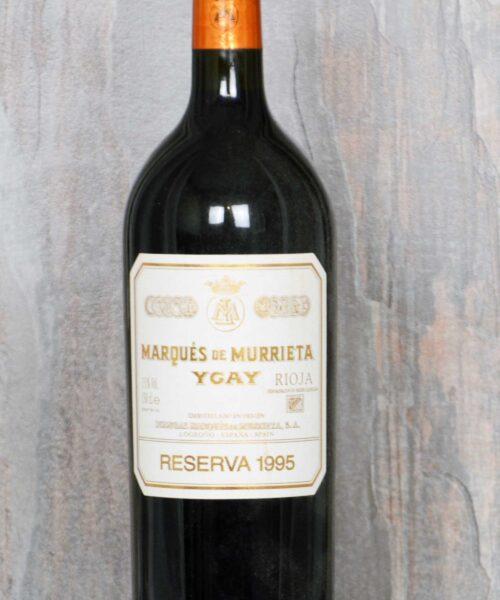 Marques de Murrieta reserva 1995 magnum