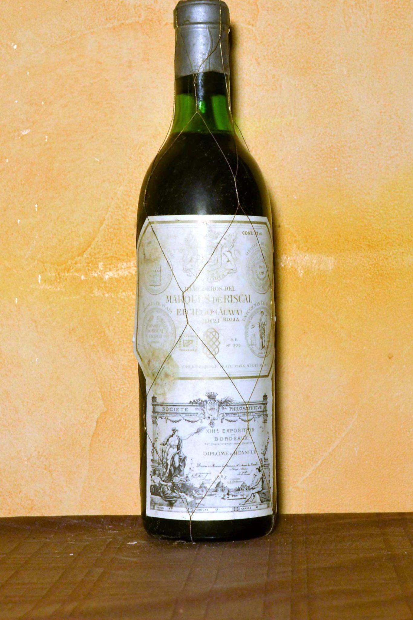 Marques de Riscal 1969