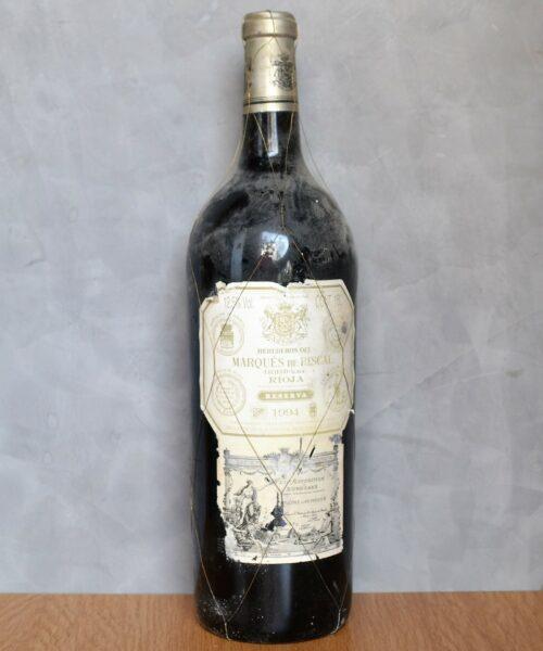 Marques de Riscal magnum reserva 1994