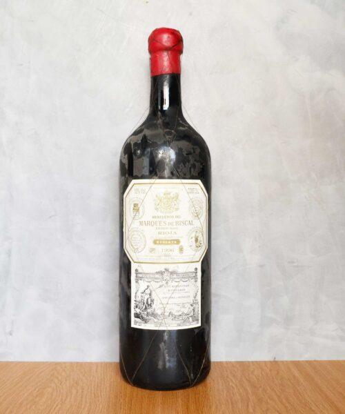 Marques de Riscal reserve 1996 3 litres
