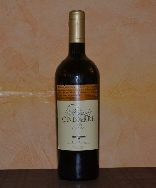Mayor De Ondarre Reserva 1999