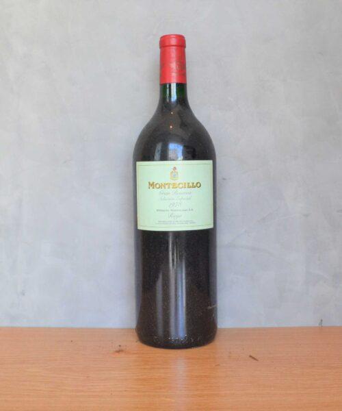 Montecillo gran reserva selección especial magnum 1978