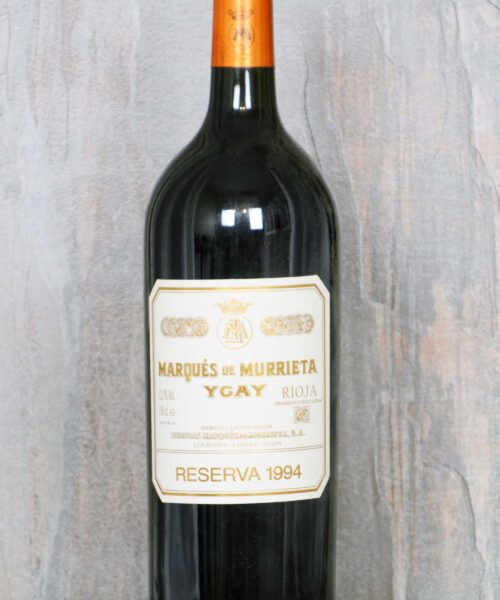 Marques de Murrieta Magnum reserva 1994