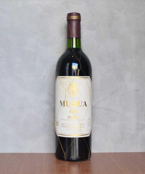 Murua reserve 1997