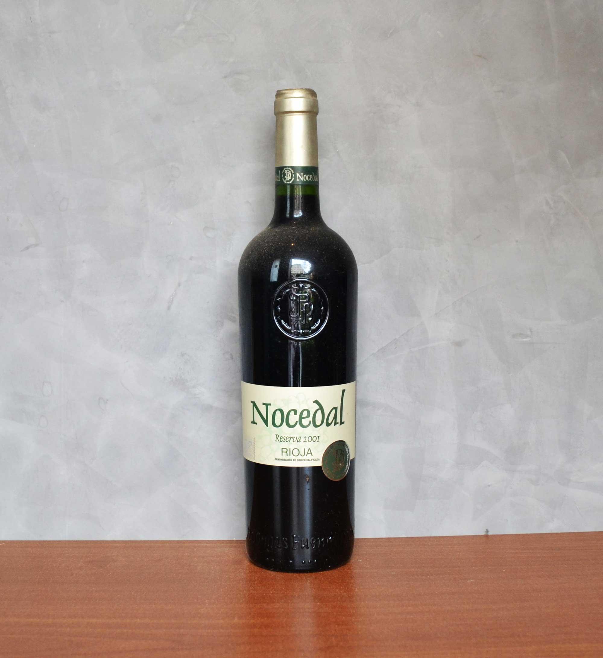 nocedal reserva 2001