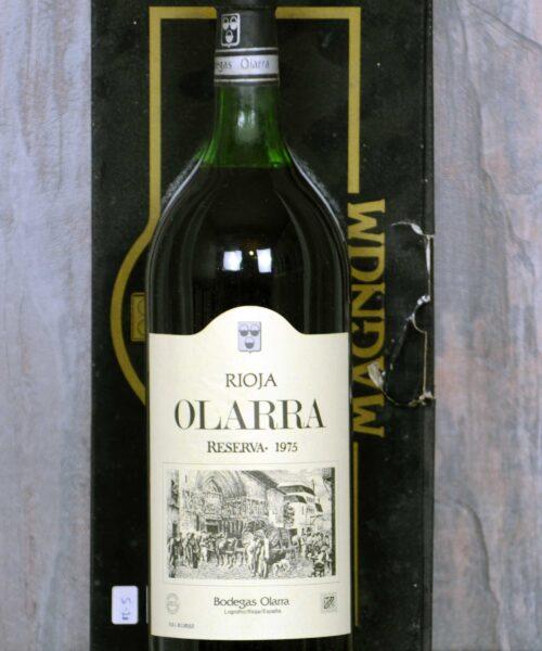 Olarra Reserva 1975 Magnum
