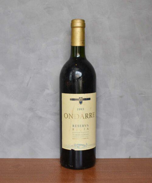 Ondarre reserva 1993